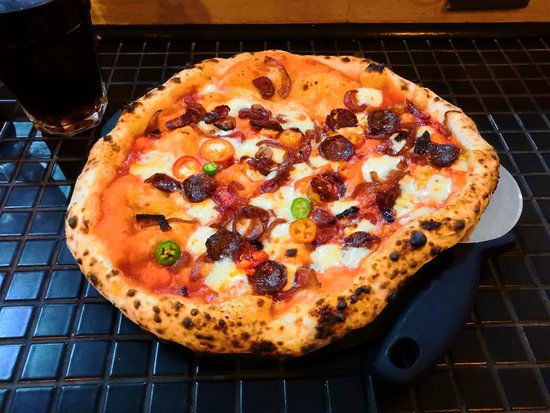 Tredici Wood Fired Pizzeria & Bakery - The Top 10 Italian Restaurants in Lincolnshire - The Yellow Belly