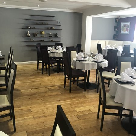 Asha Indian Restaurant - The Top 10 Indian Restaurants in Lincolnshire - The Yellow Belly