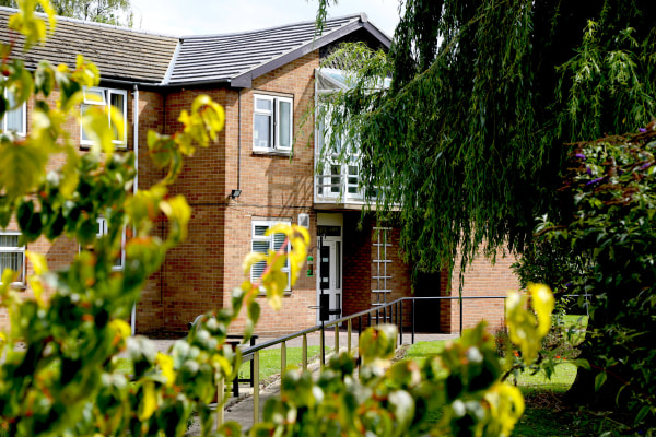 OSJCT Gregory House Building - One of The Top 10 Best Care Homes in Lincolnshrie
