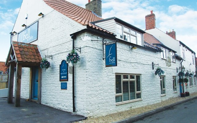 The Bell at Coleby - 10 of the Best Lincolnshire Gastropubs You've Probably Heard Of - The Yellow Belly