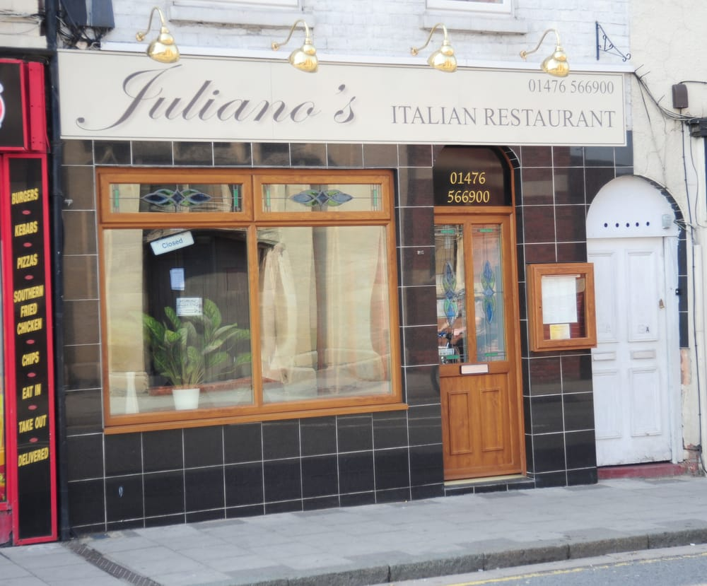 Julianos - The Top 10 Italian Restaurants in Lincolnshire - The Yellow Belly