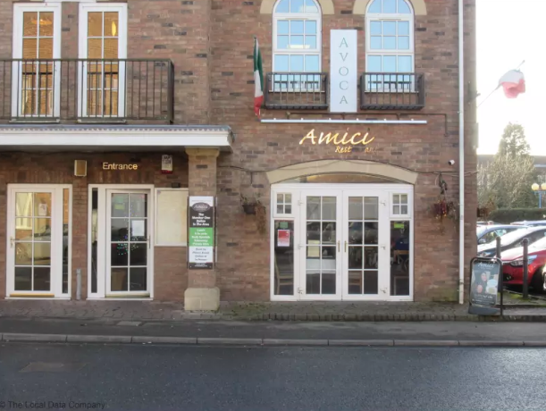 Amici Restaurant - The Top 10 Italian Restaurants in Lincolnshire - The Yellow Belly