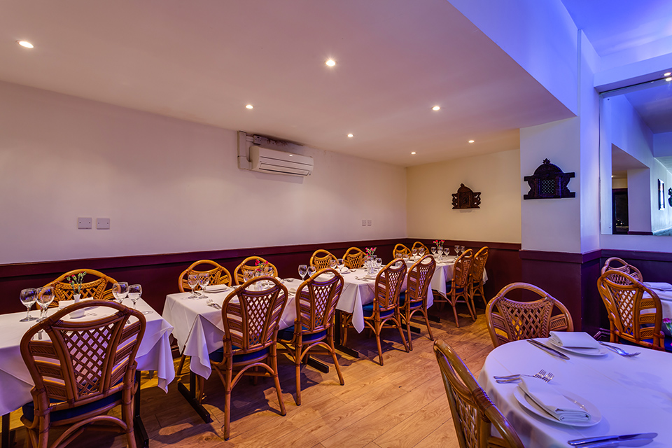 Everest Inn - The Top 10 Indian Restaurants in Lincolnshire - The Yellow Belly