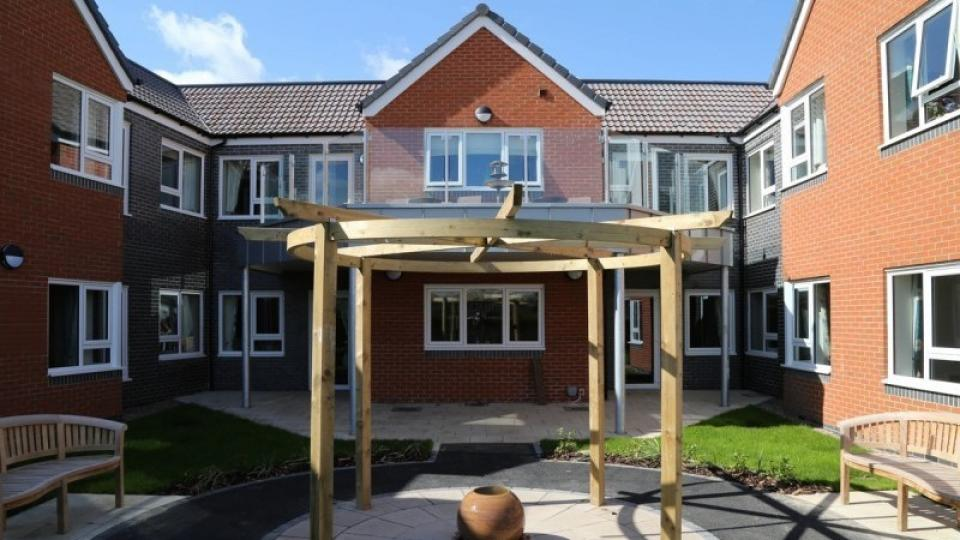 OSJCT Apple Trees Care & Reablement Centre - One of The Top 10 Best Care Homes in Lincolnshrie