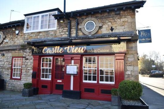Castle View Indian Cuisine - The Top 10 Restaurants in Lincolnshire - The Yellow Belly