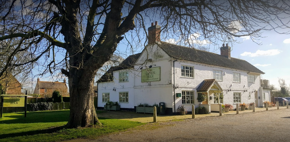 The Green Man - 10 of the Best Lincolnshire Gastropubs You've Probably Heard Of - The Yellow Belly