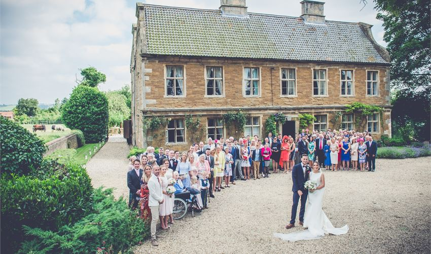 Allington Manor - 10 of the Best Wedding Venues in Lincolnshire - The Yellow Belly