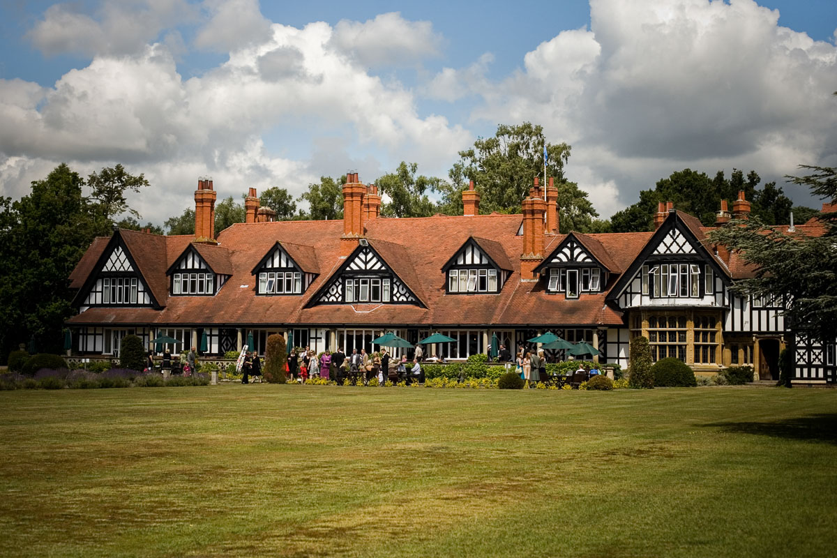 Petwood Hotel - 10 of the Best Wedding Venues in Lincolnshire - The Yellow Belly